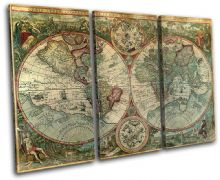 Old World Atlas Latin Maps Flags - 13-1780(00B)-TR32-LO